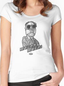 Dr. Jack Griffin Women's Fitted Scoop T-Shirt