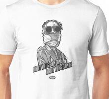 Dr. Jack Griffin Unisex T-Shirt