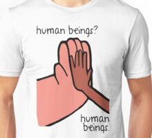 Connie & Greg - Human Beings Unisex T-Shirt