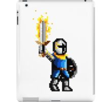 Victory knight iPad Case/Skin