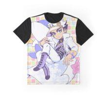 Pastel Taro Graphic T-Shirt