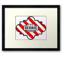 T.G.I. Bernie Sanders! Framed Print