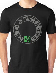 Digital SLR Camera Dial Unisex T-Shirt