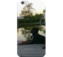Zen Doberman iPhone Case/Skin