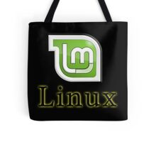 Linux Mint Tote Bag