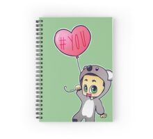 Matt Cohen - #YOU Spiral Notebook