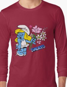 smurf Long Sleeve T-Shirt
