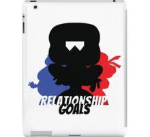 Garnet - Relationship Goals iPad Case/Skin