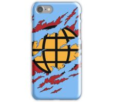 Captain Planet iPhone Case/Skin