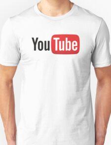 YouTube.  Unisex T-Shirt