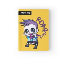 Henry Zombie Hardcover Journal