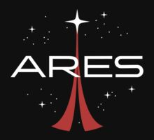 ARES Missions - The Martian Kids Tee