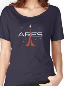 ARES Missions - The Martian Women's Relaxed Fit T-Shirt