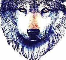 Dire Wolf by Sekkyoku101