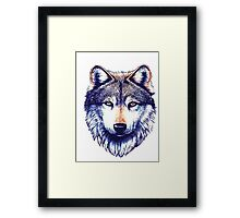 Dire Wolf Framed Print