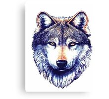 Dire Wolf Canvas Print
