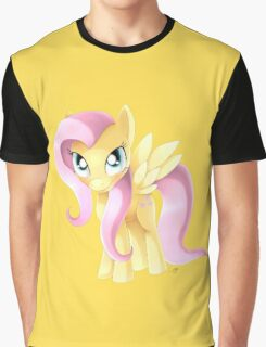 Fluttershy Graphic T-Shirt