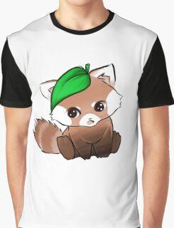Cute Red Panda Graphic T-Shirt