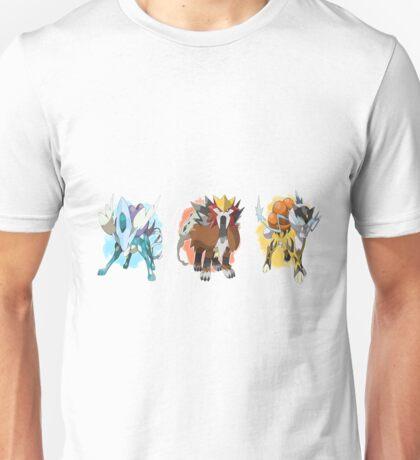 Mega Legendary Dogs Unisex T-Shirt
