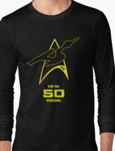 Star Trek 50th Anniversary Long Sleeve T-Shirt