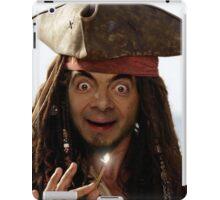 Captain Bean iPad Case/Skin