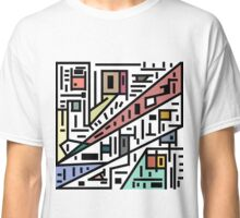 Urban Connections Of Vanity Classic T-Shirt