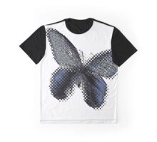 butterfly design Graphic T-Shirt