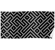 Chip-8 Maze Poster