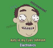 Ants In My Eyes Johnson II Kids Clothes