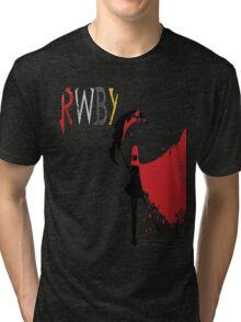 RWBY Rose Tri-blend T-Shirt