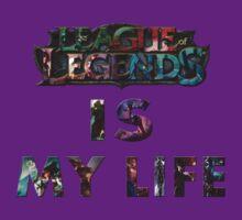 league of legends by ozencyasin