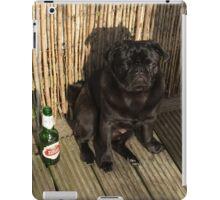 Pug & Beer iPad Case/Skin