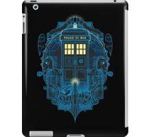 T4RD1S V1 iPad Case/Skin