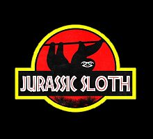 Jurassic Sloth! by kurticide