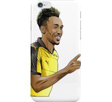 Aubameyang Dortmund iPhone Case/Skin