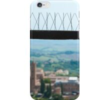 Under The Barrier iPhone Case/Skin