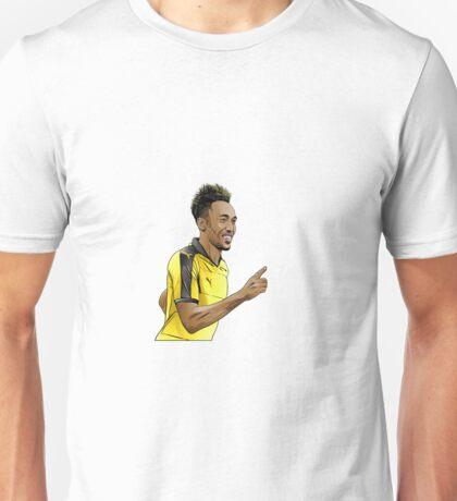 Aubameyang Dortmund Unisex T-Shirt
