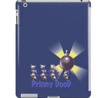 Prinny line up  iPad Case/Skin