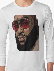 Rick Ross Long Sleeve T-Shirt