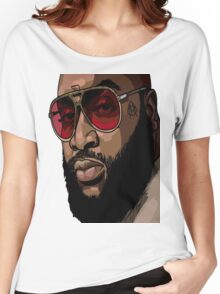 Rick Ross Women's Relaxed Fit T-Shirt