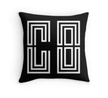 Chip-8 Logo Throw Pillow