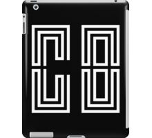 Chip-8 Logo iPad Case/Skin