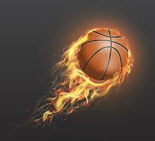 basketball by awasaf