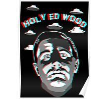 Holy Ed Wood Poster