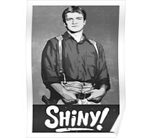 Shiny!! Poster