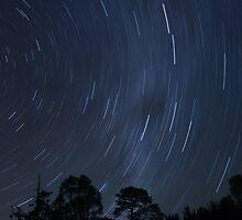 Queensland Star Trails by timrobertssound