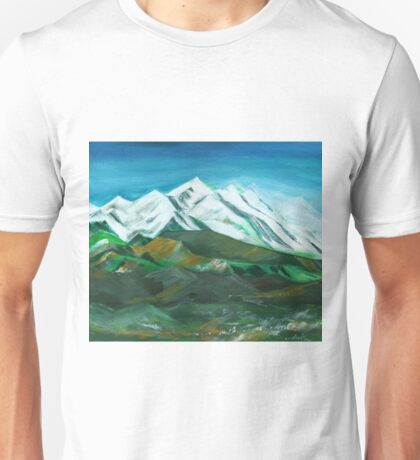 Himalaya Unisex T-Shirt