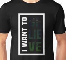 Out There. Unisex T-Shirt