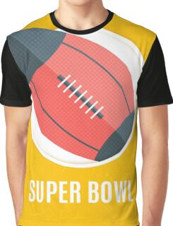 Superbowl Graphic T-Shirt
