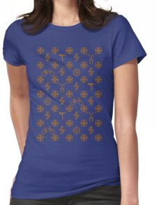 Road Vogue Womens Fitted T-Shirt